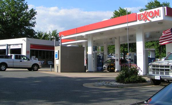 Minnieville Exxon